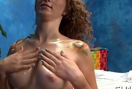 Sexy massage movie scenes