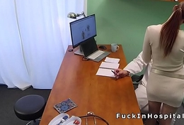 Honcho hot patient bangs dilute in office