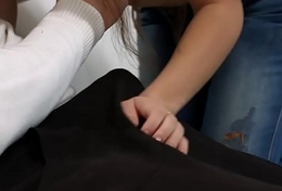 Angelic dutch teen cummed