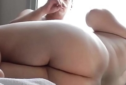 A sexy morning drilled be proper of burnish apply fat woman'_s pussy. SAN229