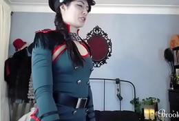 JOI - Brookelynne Briar Teaches You How Relating to Jerk It With Femdom Stroke Drills
