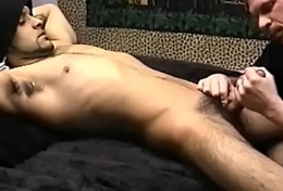 Straight Pal Franco Lets Vinnie Suck His Unearth