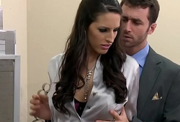 Big Tits at Turn -  Architect Sex scene starring Kortney Kane and James Deen