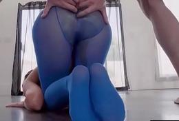 Anal Hardcore Sex With Big Round Oiled Ass Slattern Girl (Nikki Benz) clip-24