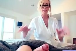 Sex Tape With Busty Substandard Housewife (Brandi Love) clip-06