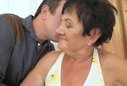 Grandma craves a young lover