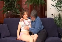 Old dirty men expecting for fresh youthful meat Vol. 33