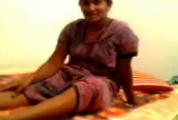 South indian aunty gender by neighbour wid audio 20 mins (new)