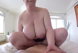 hot POV sex with the man stepmom