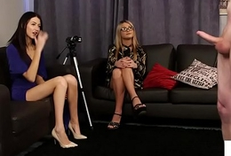 British voyeurs direct convulsive sub from settee