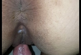 Hubby@Wrk6 Accidental CrEaMePiE Wife pt2 Slut Bbc,Told her I pulled OuT,Cum 2:00