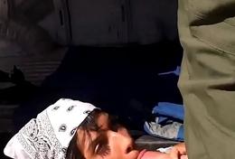 Cop bonks prisoner xxx Juicy Latin smuggler Mercedes Carrera was