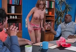 (Britney Amber) Sexy Pornstar Girl Nailed By Long Hard Mamba Cock Stud clip-09