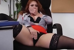 (Lennox Luxe) Hot Erotic Girl With reference to Big Round Breast In Sex Front In Designation clip-20