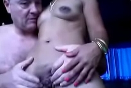 X-rated Mature Wife Rides on White Dick (new)