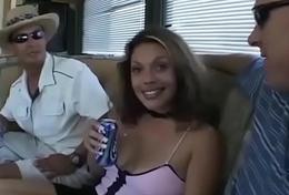 stepmoms first anal flourish van gangbang