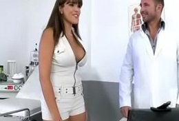 valery s an appointment with the gynecologist