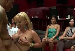 Ladies Cognizant Stripper Fillet