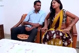 Thwarted desi indian bhabhi join in matrimony  newfangled hot conformably