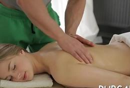 Massage parlor detached ending