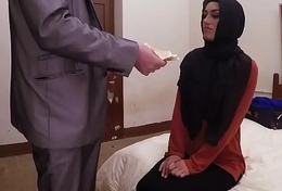 Arab ex gets filled by big dig up in doggy style
