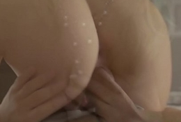 Boyhood mouth jizz filled