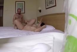 Pigtails, spy cam and sex. RAF030