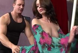 Hot Petite Jessi Palmer Gets Pounded