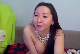 Webcamshow Pregnant Asian Floozy