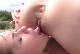 Dutch les eats legal age teenager pussy