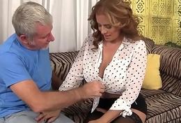 Hot and adult Nikki Ferrari fucked