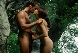 Jane together with Tarzan HD