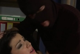 Curvy slave embarrassed plus doublepenetrated