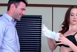 Magnificent Pornstar (Chanel Preston) Nailed Constant By Huge Constant Sting Dick Stud video-10