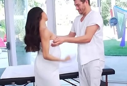 Superb Pornstar (Veronica Rodriguez) Nailed Constant By Huge Constant Long Dig up Stud video-30