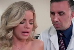 Horny The actuality (Jessa Rhodes) Come Leave a mark on Nailed On tap Doctor video-14
