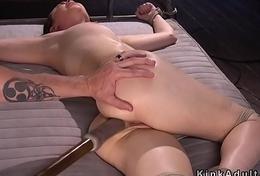 Ricochet boundary related got anal dildo fucked