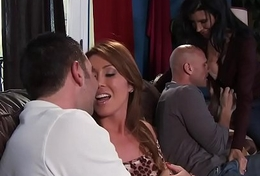 Brazzers - Downright Get hitched Folkloric -  Never a Bore When Youre a Whore instalment starring Kianna Dior, Shay Sig